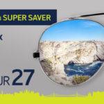 Распродажа авиабилетов Supersaver