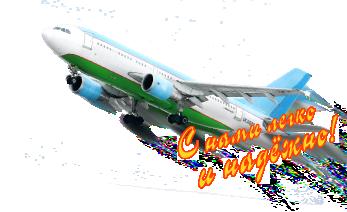 Деловая авиация Узбекистана